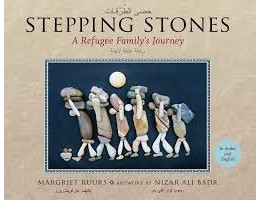Stepping Stones - A Refugee Family's Journey (English-Arabic)