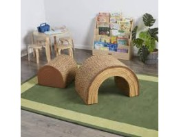SoftZone Tree Tunnel and Climber Set