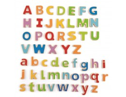 ABC Magnetic Letters