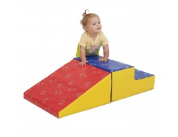 Softzone Little Me Climb and Slide - Primary