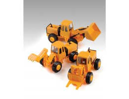 Friction-Powered Construction Vehicles