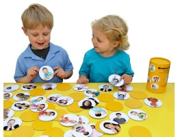 Feelings and Emotions Matching Pairs Game