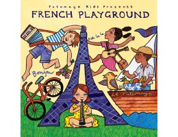 Putumayo French Playground, CD