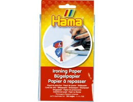 Ironing Paper 4 pieces per/pkg