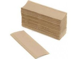 Paper Brown Towel MultiFold (16 x 250)