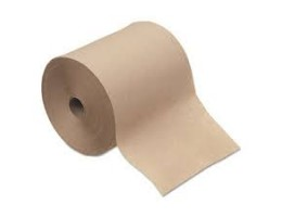 Brown Paper Towel Rolls 8inch