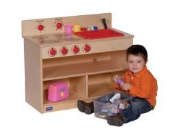 Toddler 2-in-1 Kitchen