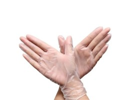 Disposable Cast Polyethylene Gloves