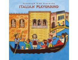 Putumayo Italian Playground, CD