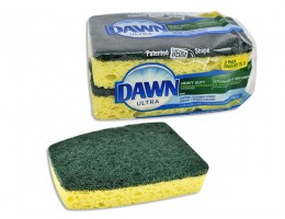 Dawn Heavy Duty Scrubber Sponge