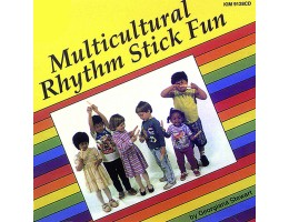 MULTICULTURAL RHYTHM STICK FUN, CD