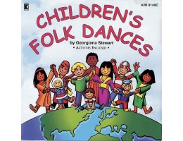 Children's Folk Dances, CD