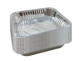 1/2 Aluminum Pans Deep (100)