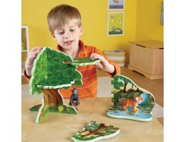 Jumbo Jungle Playset *