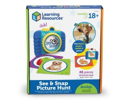 See & Snap Picture Hunt