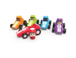 Speedy Shapes Racers **