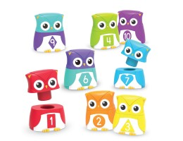 Snap-n-Learn Owls