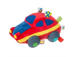 Wheelies Sports Car Soft Toy