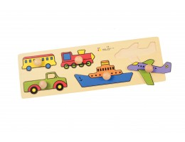 Giant Knob Transportation Puzzle