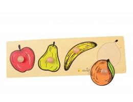 Giant Knob Fruit Puzzle