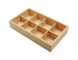Wooden Sorting Box