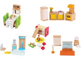 Dollhouse Furniture Pack