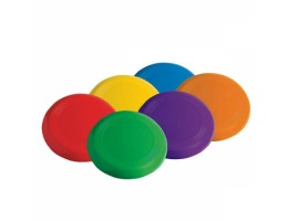 Plastic Flying Disc Set