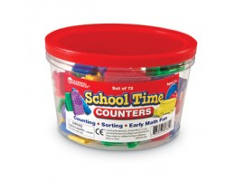 School Time Counters
