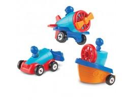 1-2-3 Build It Car-Plane-Boat