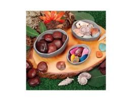 Rustic Bowls Set of 3