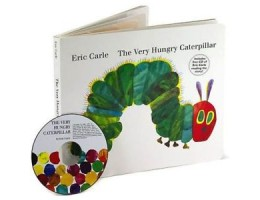 The Very Hungry Caterpillar Board Book and CD