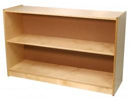 Deep Fixed Shelf Storage