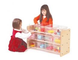 Economy Bin Storage