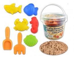 Kinetic Sand Bucket Set