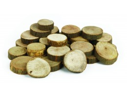 Wood Branch Cut Offs –Circle