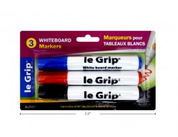 Whiteboard Markers Assorted Colors (3)