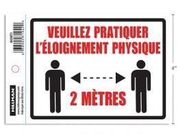 Veuillerz Pratiquer L'Eloignement Physique