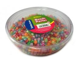 Alphabet Coloured Beads