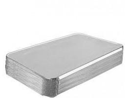 1/2 Size Aluminum Pans Lid  (100)