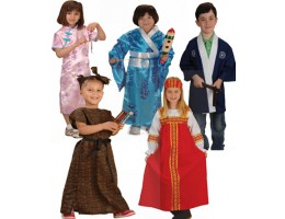 Multicultural Dress Up