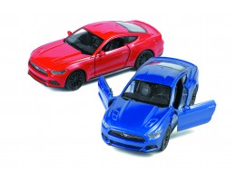 Pull-Back Mustang GT (Set of 2)