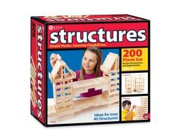 Keva Contraptions: Structures 200 Plank Set