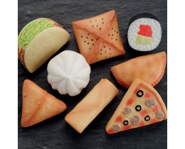 Foods of the World Play Stones