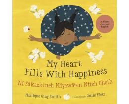 My Heart Fills With Happiness / Ni Sâkaskineh Mîyawâten Niteh Ohcih (English/Plains Cree)