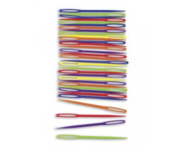 Plastic Lacing Needles 32/pkg